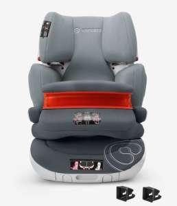 Concord Transformer XT Pro Autósülés 9-36kg - Grey #szürke  30309253