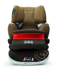 Concord Transformer XT Pro Autósülés 9-36kg - Walnut Brown #barna 30308697