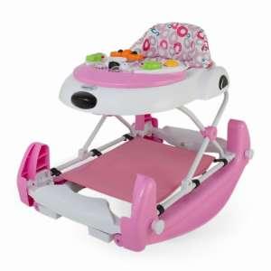 DHS Baby Swing 2in1 Bébikomp #rózsaszín 30304496 Bébikomp