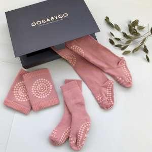 Tappancsos ajándék csomag 3db-os (harisnya térdtappancs zokni) 30280006