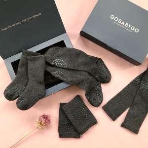 Tappancsos ajándék csomag 4db-os: Leggings harisnya térdtappancs zokni) 30263528