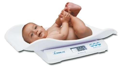 2:1 HighTech digitális babamérleg