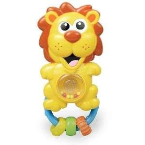 Baby Mix oroszlános zenélő csörgő 30264372
