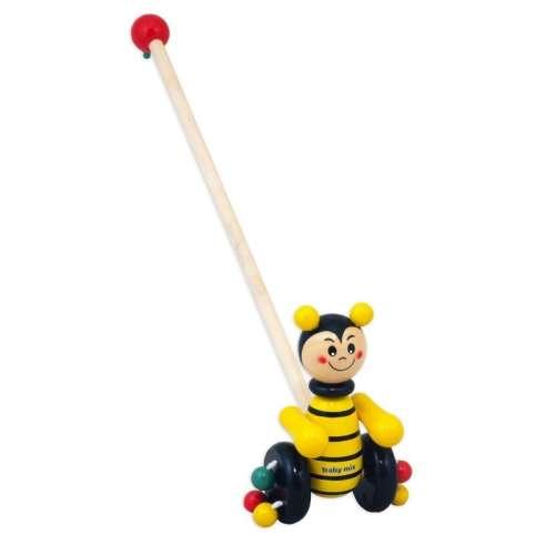 Baby Mix méhecskés fa játék
