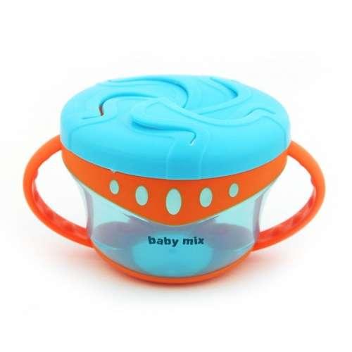 Baby Mix fedeles bögre fogantyúval #kék