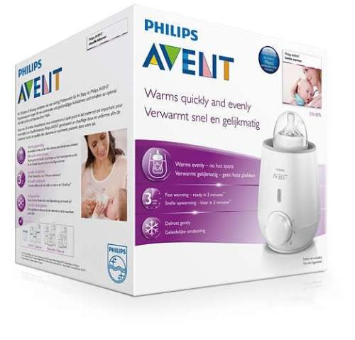 Philips Avent cumisüveg melegítő