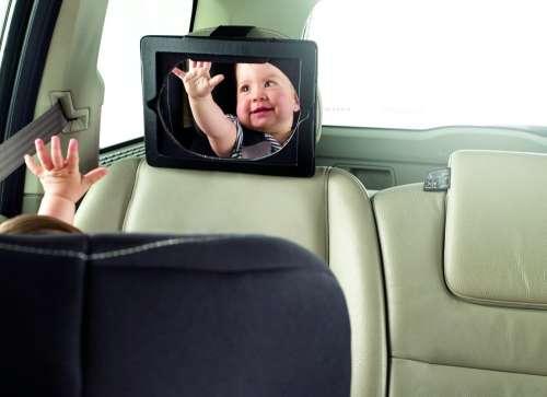 Jané Autós tükör és tablet tartó