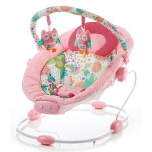 Baby Mix rezgős pihenőszék #pink színben 30265266