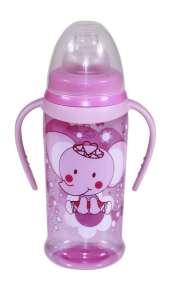 Baby Care Itató puha ivócsőrrel fogantyúval 250ml 30265339