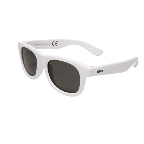 TOOtiny napszemüveg gyerekeknek - közepes méretben és #fehér színben