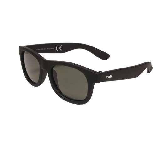 TOOtiny napszemüveg gyerekeknek - közepes méretben és #fekete színben
