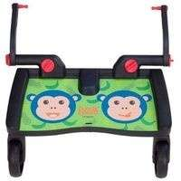 Lascal Maxi Testvérfellépő Monkey Jungle mintával 30265525