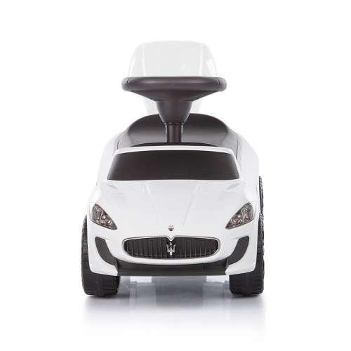 Chipolino Maserati Gran Cabrio MC bébitaxi #fehér színben