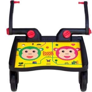 Lascal Mini Testvérfellépő Monkey mintával 30265554