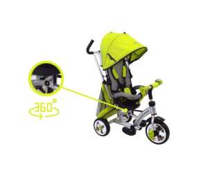 Baby Mix 360 Turbo Tricikli #zöld