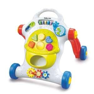 Baby Mix Járássegítő fejlesztő tolókocsi  30265571