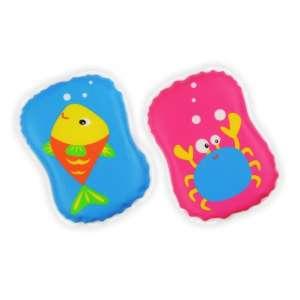 Baby Mix Fürdetőszivacsok - Tengeri halas és rákos  30265678