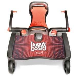 Lascal Maxi+ Testvérfellépő kihajtható üléssel #piros 30265743