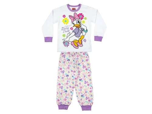 Daisy kacsa lányka hosszú Pizsama (méret 104-140)  9b80af2886