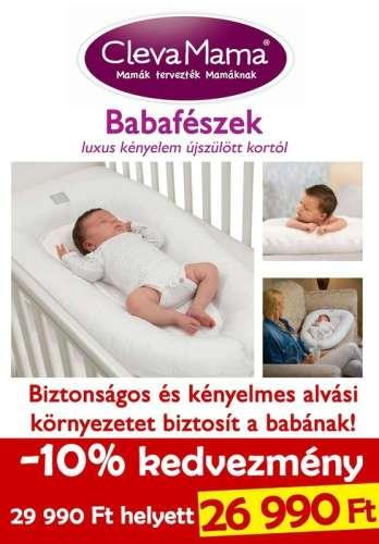 Clevamama babafészek