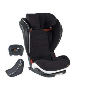 BeSafe iZi Flex FIX i-Size Autósülés 15-36kg #fekete 30268067 Gyerekülés / autósülés 15-36 kg