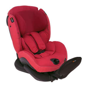 BeSafe iZi Plus biztonsági Gyerekülés 0-25kg #piros