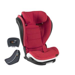 BeSafe iZi Flex FIX i-Size Autósülés 15-36kg #piros 30268085 Gyerekülés / autósülés 15-36 kg