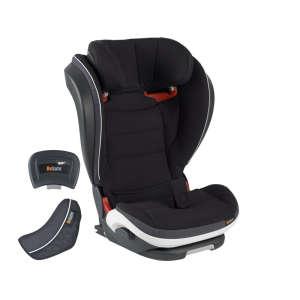 BeSafe iZi Flex FIX i-Size Autósülés 15-36kg #fekete 30268086 Gyerekülés / autósülés 15-36 kg