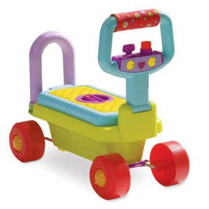 Taf Toys Developmental Walker Járássegítő-és készségfejlesztő taxi 30268171