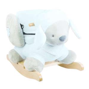 Nattou Hintázó állatka - Sam a bárány #kék-szürke 30268184