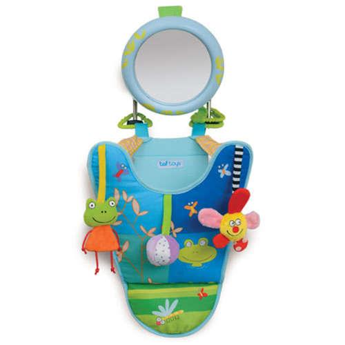 Taf Toys All in 1 Car autós játék babafigyelő tükörrel --11555