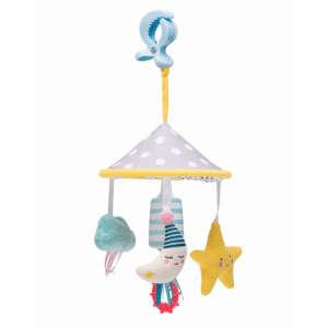 Taf Toys Felcsíptethető játék - Csillag #szürke 30268187 Babakocsi, kiságy játék