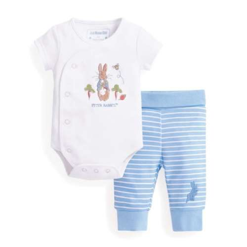 JoJo #kék szett újszülötteknek