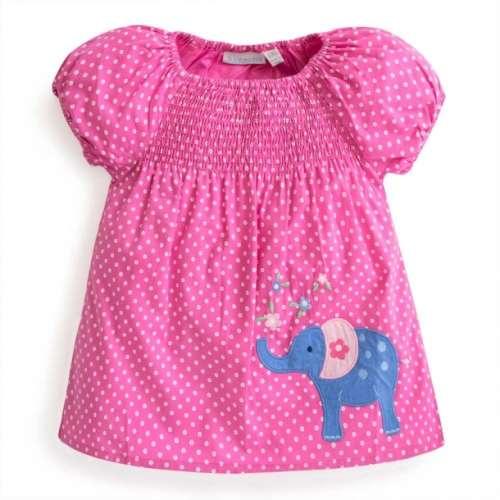 JoJo #pink rövidujjú blúz