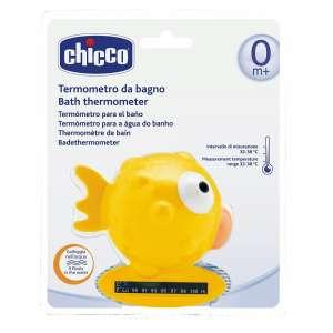 Chicco Vízhőmérő - Halacska  #sárga 30312141
