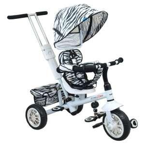 Baby Mix Odyssey Tricikli kupolával #fekete #fehér 30269469