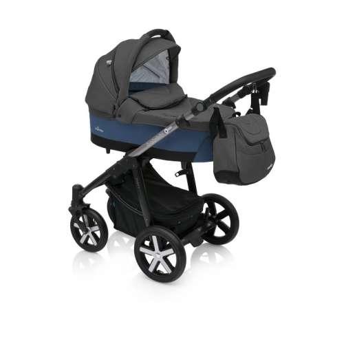 Baby Design Husky Multifunkciós Babakocsi + Winter Pack - 03 Jeans Blue 2018