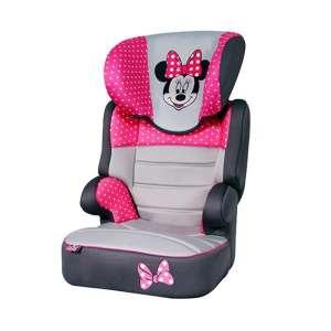 Nania Disney Befix SP Gyerekülés 15-36kg - Minnie Mouse #rózsaszín-szürke 30398128 Gyerekülés