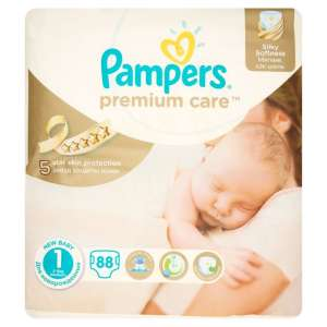 Pampers Premium Care Pelenka 1 Newborn (88db) 30484664