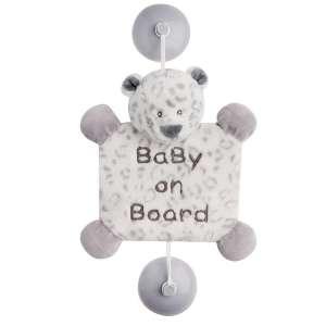 """Nattou plüss """"Baby on Board"""" jelzés 30483178 Baby on board jelzés"""