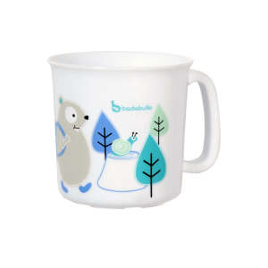 Badabulle pohár mikrózható #kék 30270277