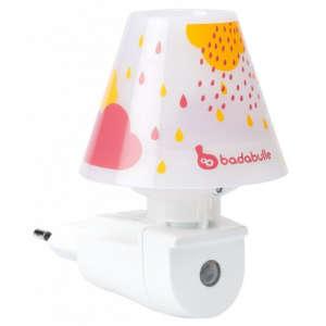 Badabulle Éjjeli fény lámpa #piros 30270281 Badabulle