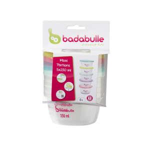 Badabulle ételtároló Maxi 5x250ml 30270284