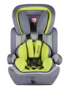 Lionelo Levi Plus Biztonsági Autósülés 9-36kg #lime 30312880