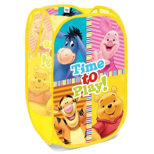 Disney Játéktároló - Micimackó és barátai #sárga 30312594