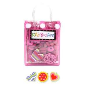 Bead Bazaar - Karkötő készítő - Cuki #pink 30405307