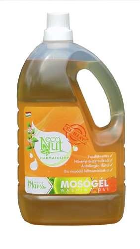 EcoNut mosódiós Mosógél - Harmatcsepp