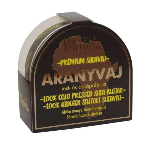 ARANYVAJ- Prémium sheavaj (hidegen sajtolt) 30696004 Kozmetikai alapanyag, olaj