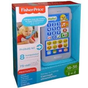 Fisher-Price csevegő okostelefon 30309354 Fejlesztő játék bölcsiseknek