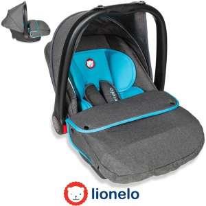 Lionelo Noa Plus Autóshordozó 0-13kg #kék 30447698 Lionelo Hordozók